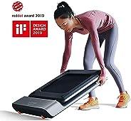 WALKINGPAD Smart Walk Folding Treadmill - Slim Foldable Exercise Fitness Equipment Under Desk Running Walking Pad Outdoor In