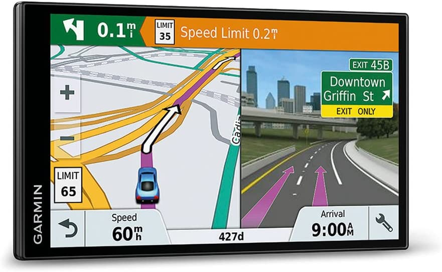 Aggiornamento a Vita e Servizi Live via Bluetooth e Infotraffico Digitale DAB Mappa Italia Europa Centrale Garmin Drivesmart 51 CE LMT-D Navigatore 5 Smart