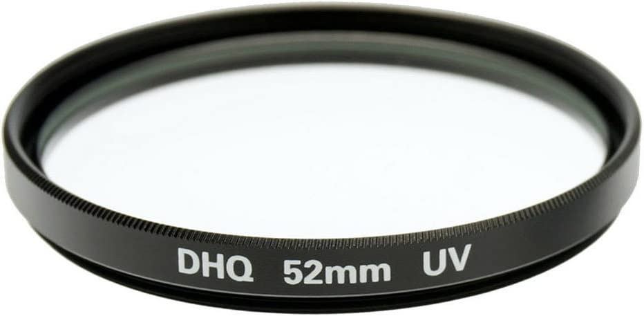 Fujiyama 52mm UV Filter for Olympus M.Zuiko Digital ED 12-50mm 1:3.5-6.3 EZ Black Made in Japan