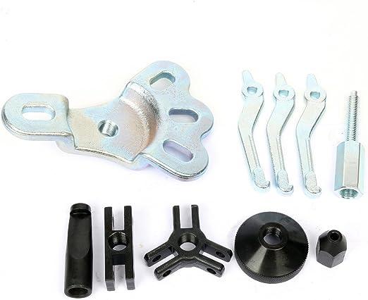 bujes y lunas herramientas con martillo deslizante FreeTec Extractor de cojinetes y cubos de ruedas