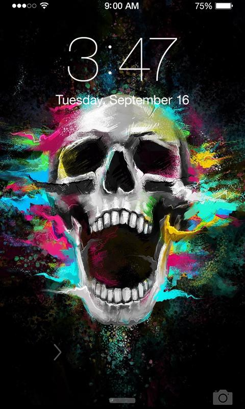 Amazon Com Skull Wallpaper Appstore For Android