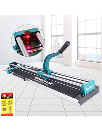 48 Inch Manual Tile Cutter Tools for Porcelain Ceramic Floor Tile Cutter with Adjustable Laser Guide