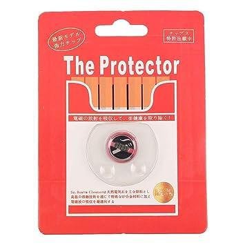 Fousamax Teléfono móvil de la computadora Anti-Radiación Anti-radiación Anti-Virus Anti-Radiation Protector Shield (No Smoking): Amazon.es: Electrónica