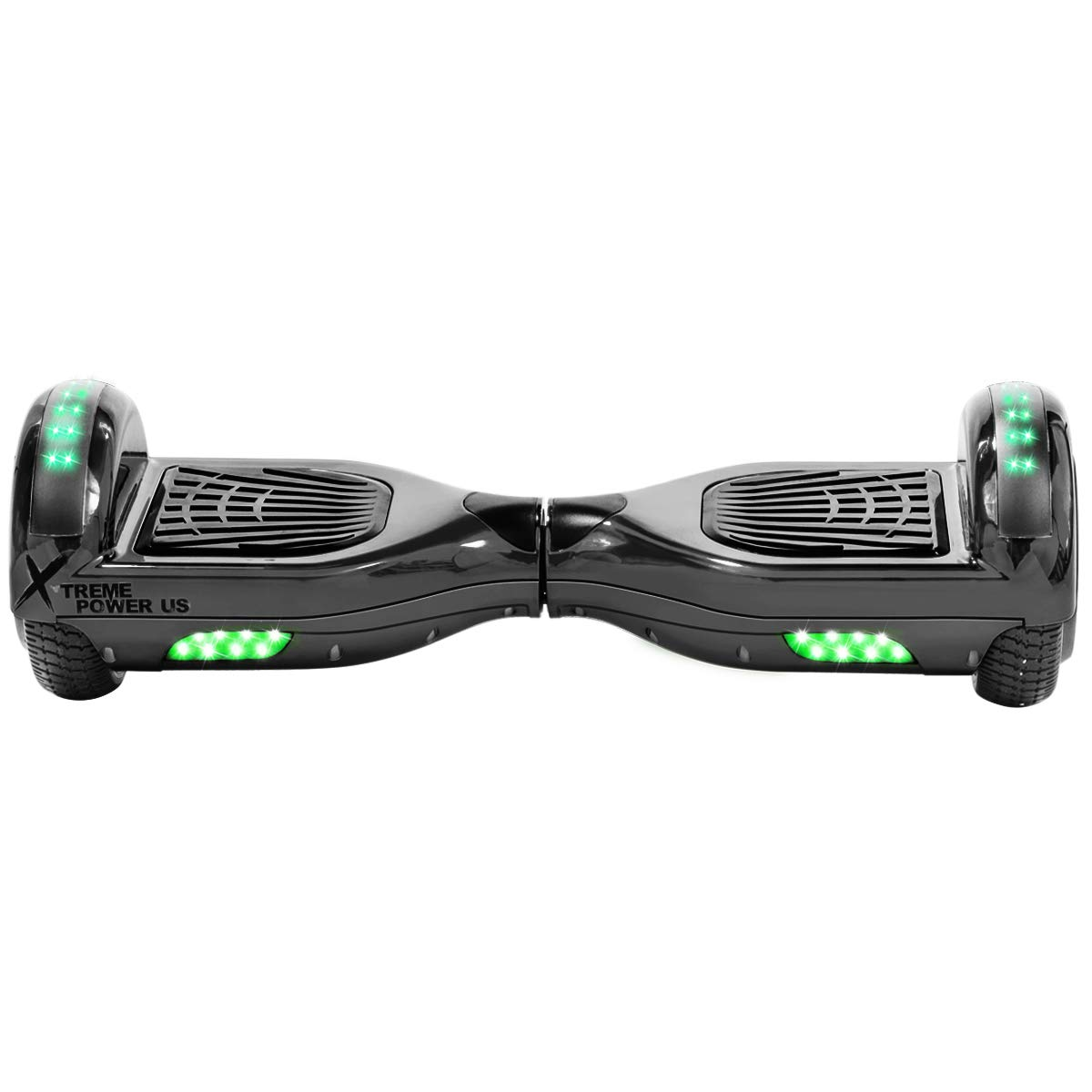XtremepowerUS Self Balancing Scooter Hoverboard UL2272 Certified, Wireless Speaker and LED Light