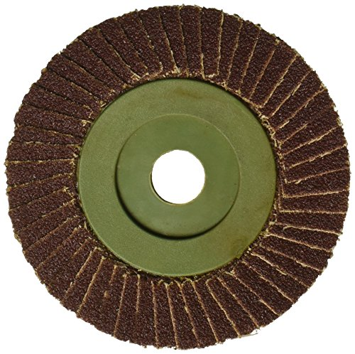 Uxcell Replacement Single Side Abrasive Flap Disc Wheel, 100mm Single Replacement Flap