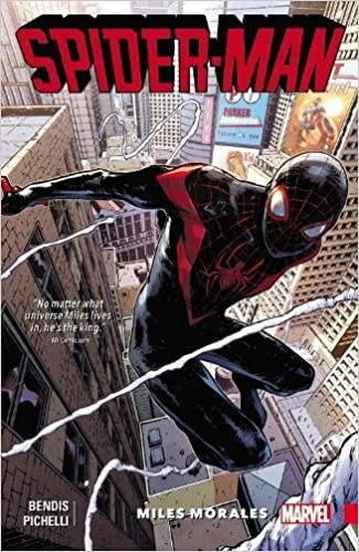 Image result for miles morales vol 1