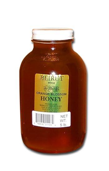 Beirut Honey (Orange Blossom, 5 Lb)