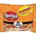 Starburst and Skittles Original Candy Variety Bag, 90 Count