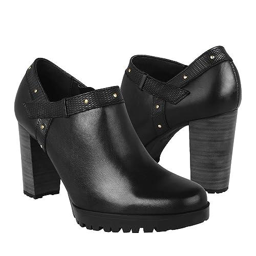 ce6db2102ccf4 Flexi 34107 Piel Negro 26  Amazon.com.mx  Ropa, Zapatos y Accesorios