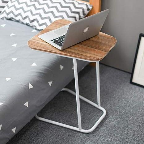 Amazon.com: WGYDREAM End Side Tables, Sofa Table, C-Shaped ...