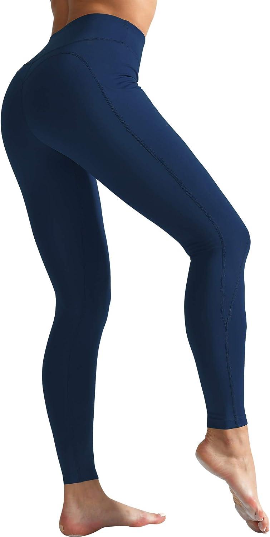 Cadmus Womens High Waist Yoga Leggings w Phone Pockets