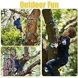 Newtion 18 Ninja Tree Climbing Holds and 6