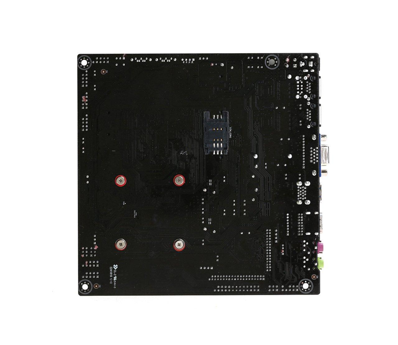 Low power mini 17*17 core I7 motherboard