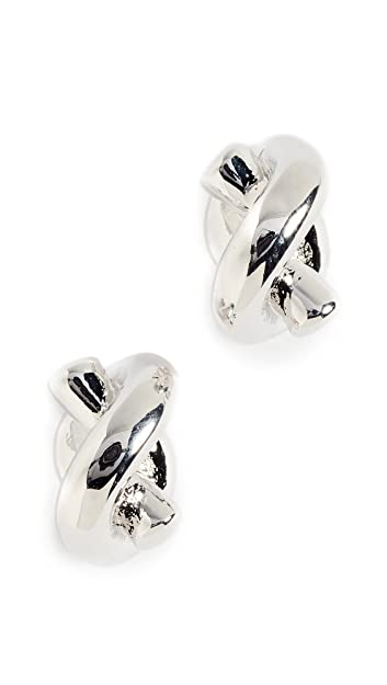 329674ea4c28f Kate Spade New York Sailor's Knot Stud Earrings