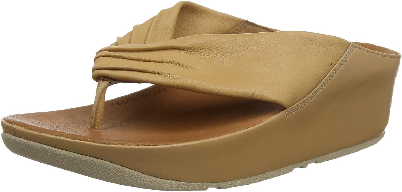 Fitflop vrouwen Twiss Open teen sandalen Red Blush 668
