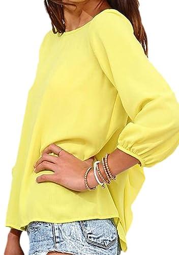 erdbeerloft - Camisas - Semitransparente - para mujer