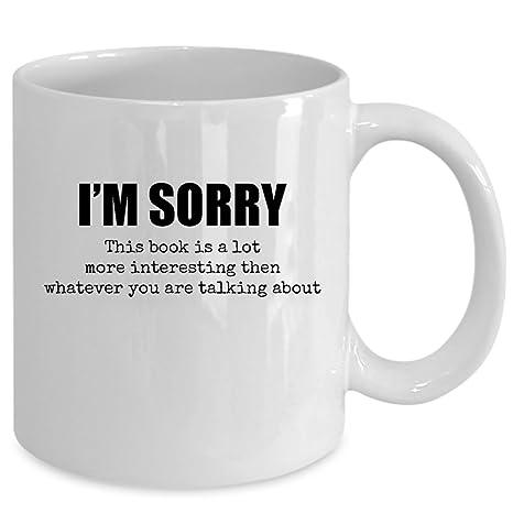 Amazon.com: I m Sorry este libro es mucho más interesante ...