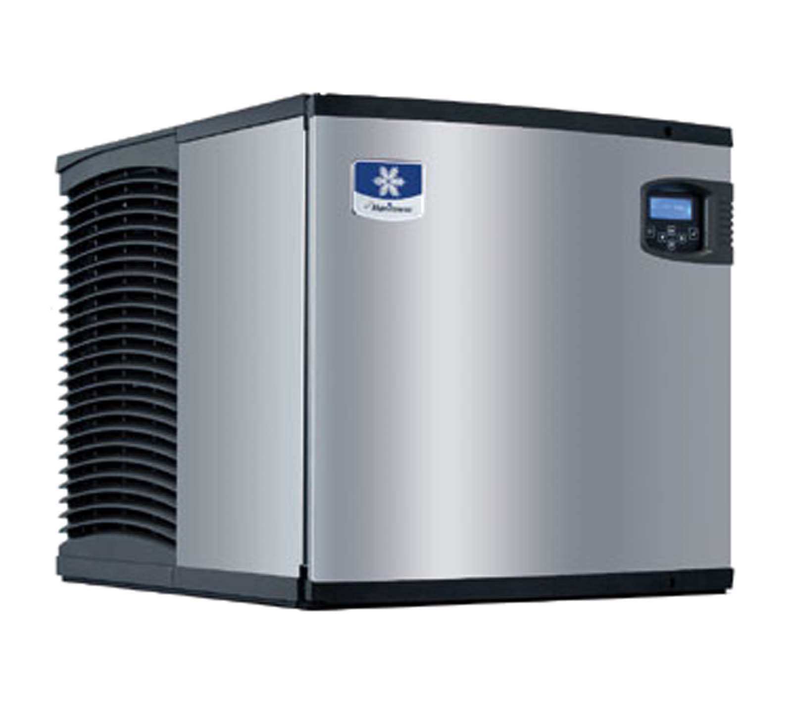Manitowoc ID-0522A-SPA-160 475 Lb Air-Cooled Full Cube Ice Machine w/ SPA-160 Hotel Dispenser