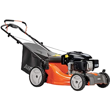 Amazon.com: Husqvarna L221AHK - Cortacésped, color naranja y ...