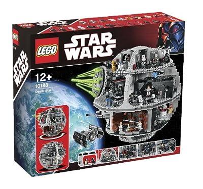 Lego Star Wars Death Star 10188 by LEGO