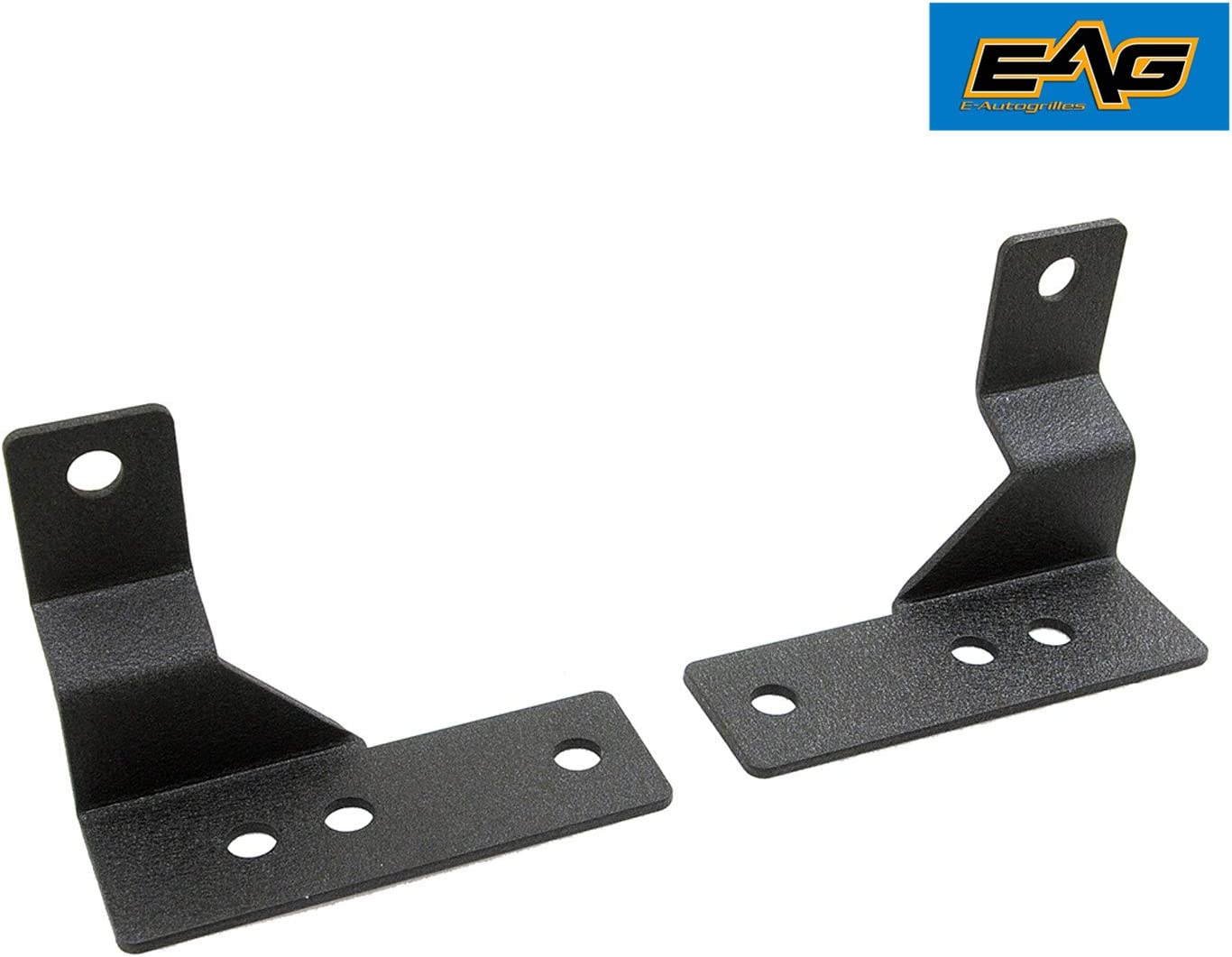 EAG 20W 2x2 LED Pod Light with Rear Bumper Mount Fit for 18-20 Jeep Wrangler JL