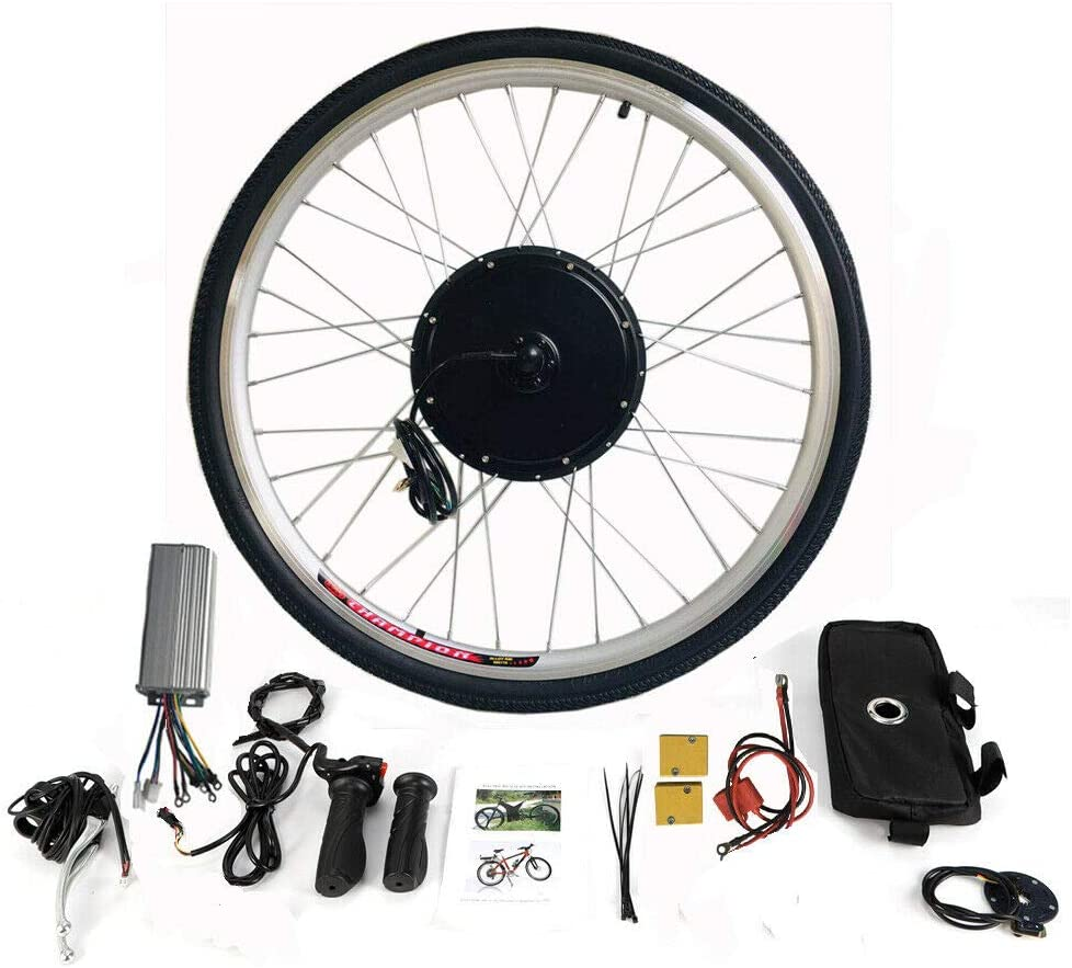 MINUS ONE 36V 500W Hub Motor lektro-Bike Kit de conversión Kit de ...