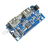 Mirocle Dual USB 5V 1A 2.1A Mobile Power Bank 18650 Battery Charger PCB Board Module LCD Display for Phone DIY
