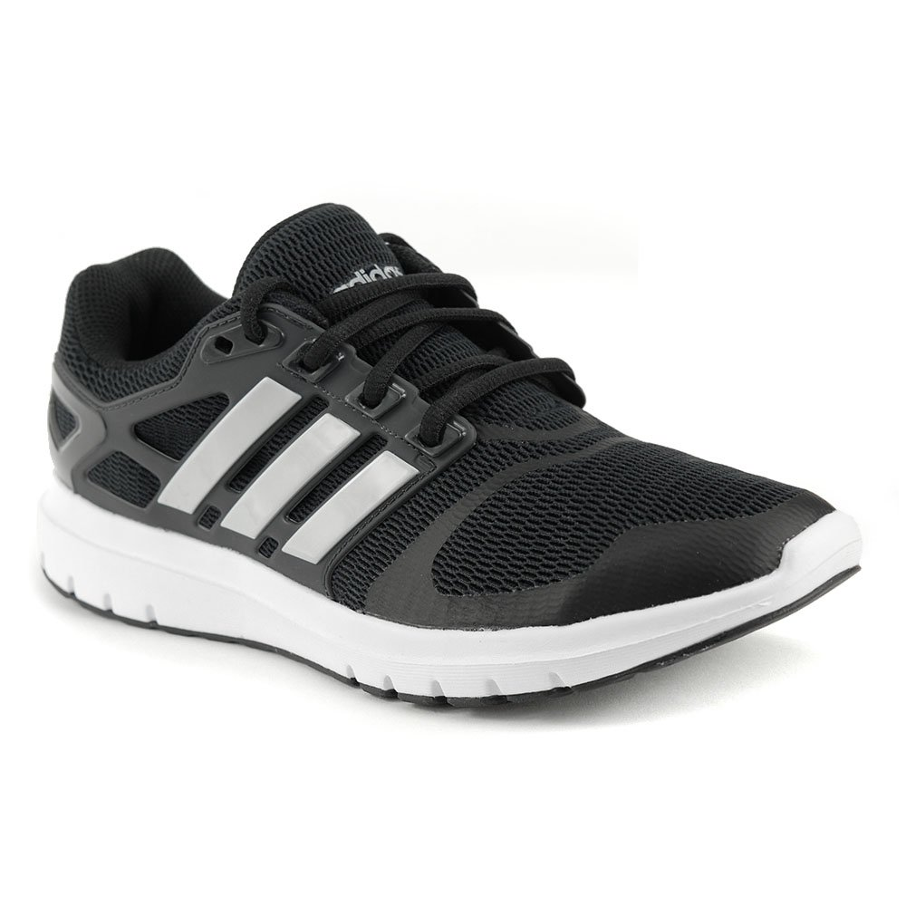 adidas Women's Energy Cloud V Running Shoe B07FTYVL7Z 10 M US|Core Black/Matte Silver/Carbon