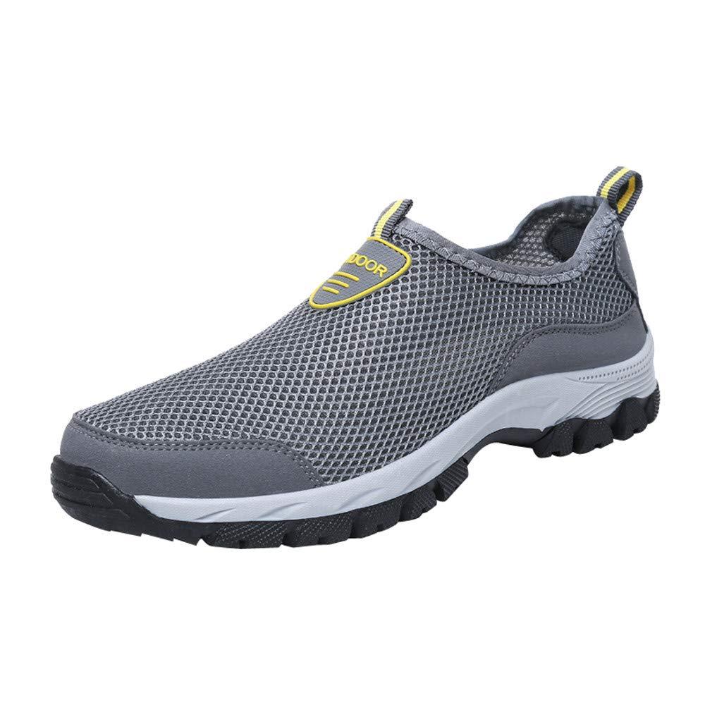 Modaworld Scarpe da Fitness Uomo,Sportive Corsa Trail Running Sneakers Casual Basse Trekking Estive all'Aperto Sportive Corsa Trail Running Sneakers Casual Basse Trekking Estive all'Aperto