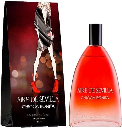Aire de Sevilla Edición Chicca Bonita - Eau de Toilette 150 ml: Amazon.es: Belleza
