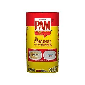 PAM Original Cooking Spray 12 oz. can, 2 pk. A1