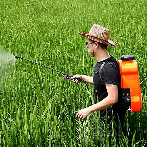 16Lナップザック電気スプレーノズルファイト医薬品ハイプレッシャー農業リチウム電池12V自動世帯