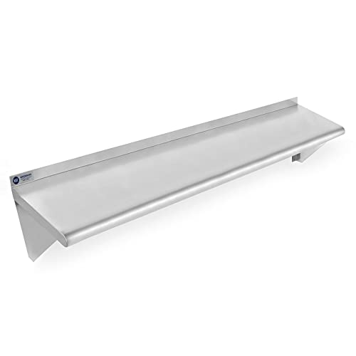 Metal Wall Shelves Amazon Com