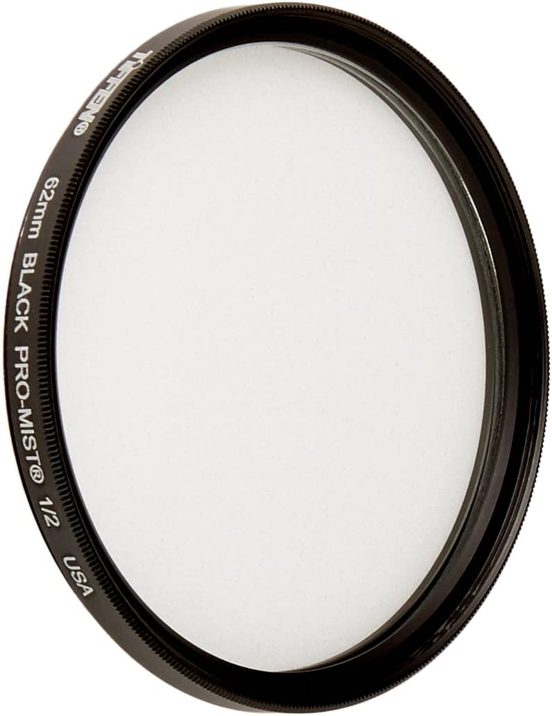 Tiffen Filter 52MM BLACK PRO-MIST 1//2 FILTER