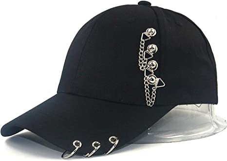 TTXSKX Venta De Bigbang Fashion KPOP Iron Ring Ball Sombreros ...