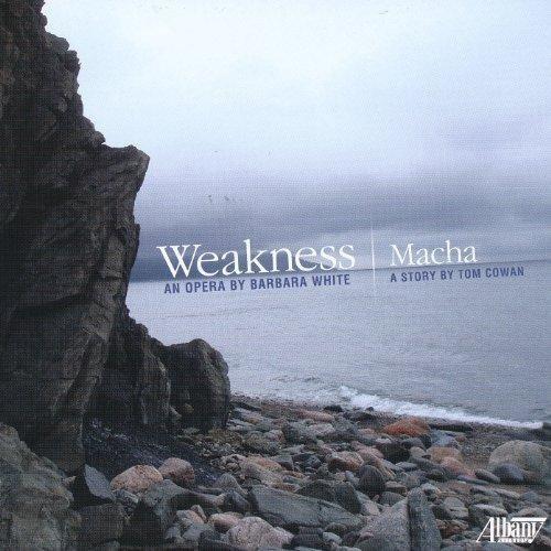 Barbara White: Weakness - Tom Dominic