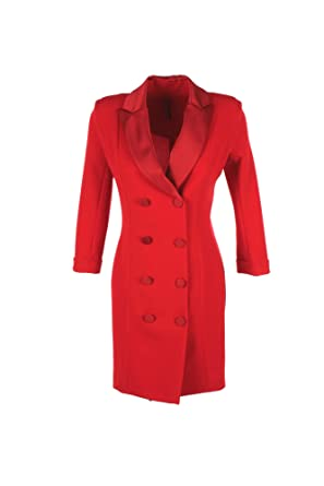 Image Unavailable. Image not available for. Colour  Imperial Abito Donna L  Rosso Ayv0wfy Autunno Inverno 2018 19 c7bd732221c