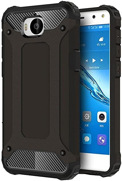 HUUH Cover Huawei Nova Young Mya-L11, Combinazione TPU PC,Protezione Perfetta del Tuo Telefono,Esecuzione squisita,Cassa del Telefono Molto ...