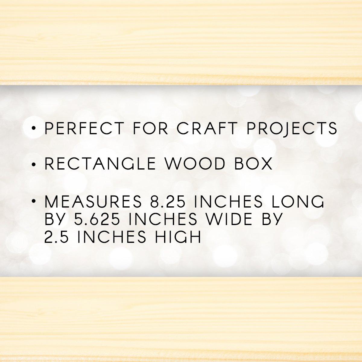 Darice 9151-57 Craft Supplies Multicolor 7.125 x 5.5 x 2.5