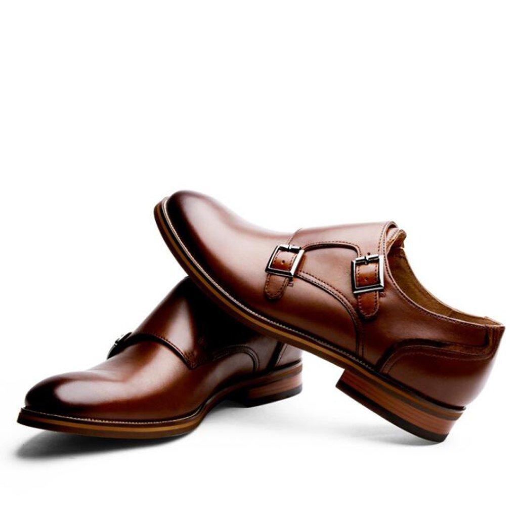 Formelle Leder Herrenschuhe Bequeme Handgemachte Schuhe Mode Spitzen Hochzeitsschuhe,braun,43 Hochzeitsschuhe,braun,43 Hochzeitsschuhe,braun,43 2e0d24