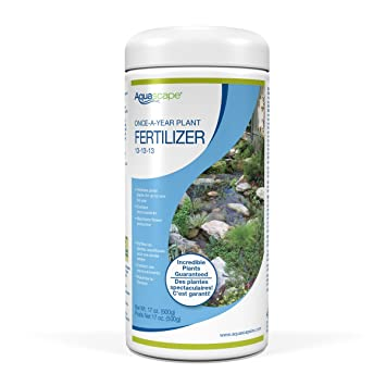 Aquascape 98916 Once A Year Plant Fertilizer For Pond Garden And