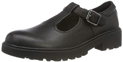 Veröffentlichungsdatum gut aus x Finden Sie den niedrigsten Preis Amazon.com | Geox J Casey G.O Girls Nappa Leather Shoes ...