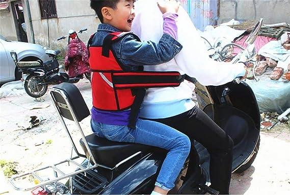 Alta Resistencia para Niños Motos Seguridad Arnés Puede Ajustarse ...