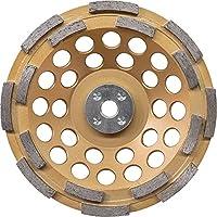 "Makita A-96198 Double Row Anti-Vibration Diamond Cup Wheel, 4-1/2"""