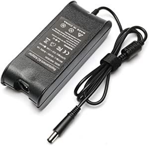 65W AC Adapter Laptop Charger for Dell Inspiron 13 14 15 17 13z 14R 14z 15R 17R N5110 M5040 5521 5537 1525 3521 M731R 1564 5721 3542 1501 5423 5748 E1505 3531 5749 Power Supply Cord Power Supply Cord