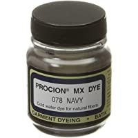 Jacquard Procion Mx 2/3Oz Navy Fabric Dye