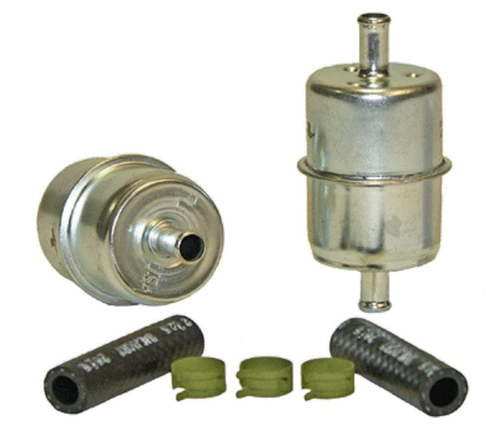 Complete In-Line Wix 33033 Fuel Filter Case of 12