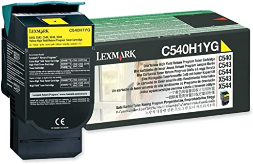 On-Site Laser Compatible Toner Replacement for Lexmark C540H1YG Yellow See 2nd Bullet Point for Compatible MachinesE