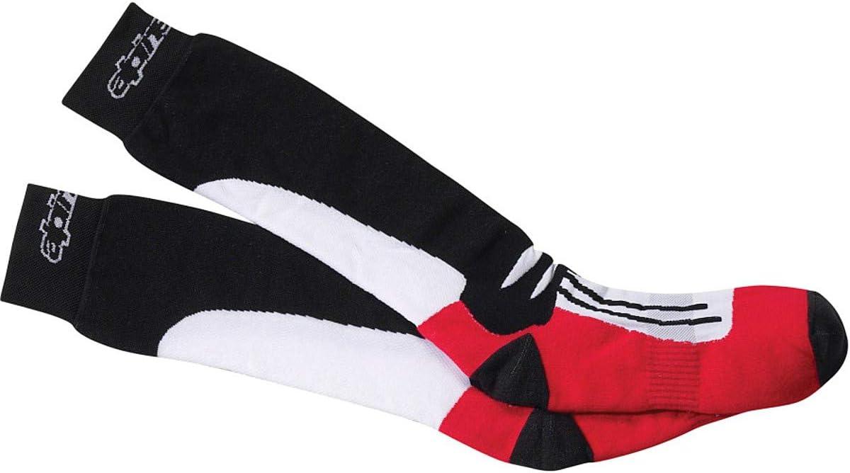 Calze traspiranti unisex perfetti con stivali da corsa Alpinestars RacingRoad