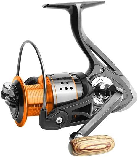 Spinning Fishing Reel 13+ 1BB Bearing Seamless FA1000-6000 All ...